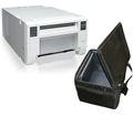 Mitsubishi CPD70DW Printer & Printer Carrying Case Bundle CPD70-Case