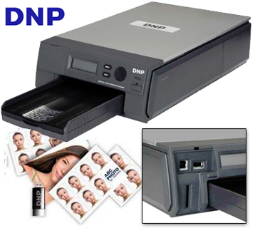 DNP Passport Bluetooth Printer compatible with C200/C300 ID400/BT