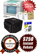 Fujifilm Frontier-S DX100 Printer and QIMAGE ULTIMATE™ Photo Software Bundle DX100-PS