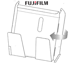 Fuji DX100 Series Paper Case 600013188