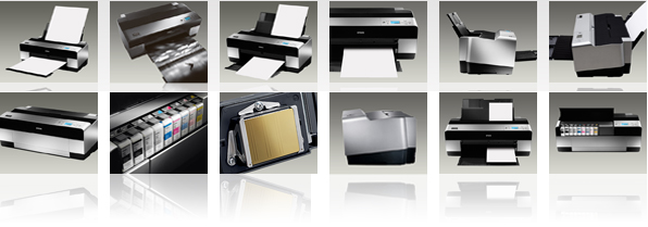 Epson Stylus Pro 3880 Printer Designer Edition Sp3880des