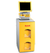 USED-Kodak Picture Kiosk G4 Print Station 17inch Digital Station with (1)-6850 Printer (1)-Receipt Printer 8865404 886-5404