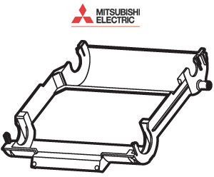 Mitsubishi Ribbon Tray for the CPD70DW and CPD707DW printers SC-D70