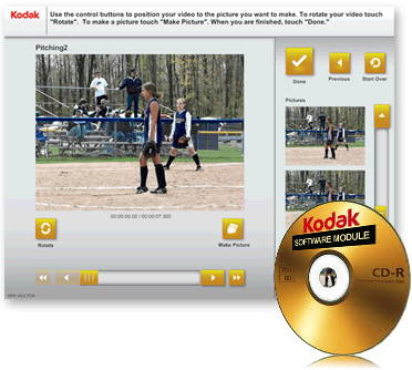 KODAK Video Snapshots Module 188-2638