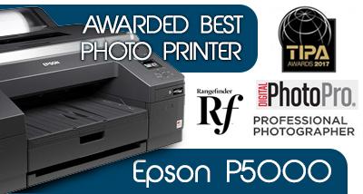 FotoClub Inc - Epson P5000 Awarded Accolades from Top