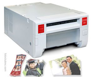 best photobooth printers mitsubishi cp k60dw s