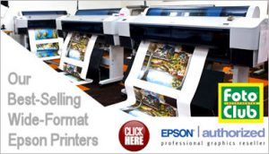 best selling wide format epson printers