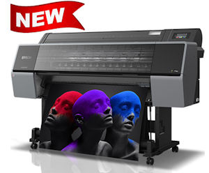 2020 best photobooth printers epson surecolor p9570