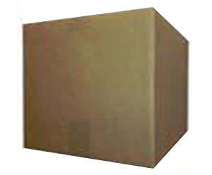 DNP Carton, Shipping, Replacement for SL10 Printer Model, Cardboard, Custom Insert A7633