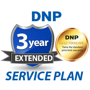 DNP DS80 SnapLab 3 Year Extended Warranty SP-DS80-ESP
