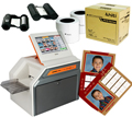 "HiTi P510K Dye-Sub Photo Printer with 5x7"" media and Two Calendar Template Bundle HiTi510K5x7Bundle"
