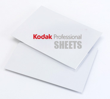 "Kodak Professional Inkjet Photo 8.5""x11"" Paper METALLIC - 50 sheets -10 mil 255gsm KPRO8511MTL"