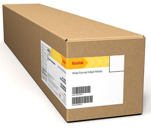 "Kodak Professional Inkjet Fibre Satin Fine Art 17""in x 50'ft Roll Paper - 14 mil 285g 3"" core 084-00112A"