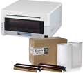 Mitsubishi CP3800DW Photo Printer and 8x10 Media Box Bundle CP3800DW-CK3810