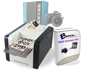 HiTi 510S Digital Photo Printer and Breeze Systems Software Bundle 510S-Breeze