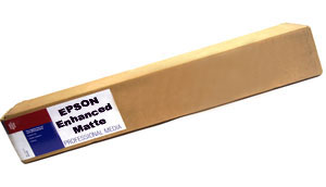 Epson Enchanced Matte Paper 36in x 100ft roll S041596