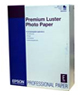 "Epson S041913 Ultra Premium Luster Photo Paper 8.5""x11"" (250 sheets)"