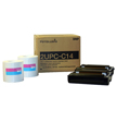 Sony / DNP 2UPC-C14 4x6 Snap Lab and CX1 Color Print Pack - (2 Rolls 400 total prints) (2UPCC14) 2UPCC14
