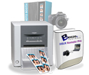 Mitsubishi 9550DW Digital Photo Printer and Breeze Systems Software Bundle