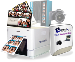 DNP RX1 Digital Photo Printer, Breeze Systems Software Bundle DSRX1-Breeze
