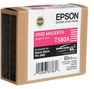 Epson UltraChrome K3 Ink Cartridge, Vivid Magenta - Epson 3880 80ml cartridge T580A00