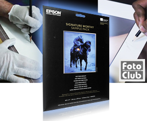 Epson S045234 Signature Worthy Sample Pack