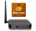 Photo Cafe Wi-Fi Print Server for the Sinfonia CS2 printer