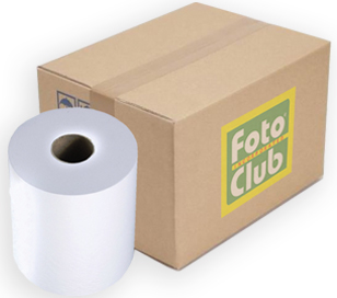 "Private Label 10""in x 328'ft LUSTER Dry Lab Photo Paper 10.4mil - One Roll PL-10328"