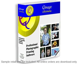 Qimage Ultimate Professional Photographic Printing Software SKU0133
