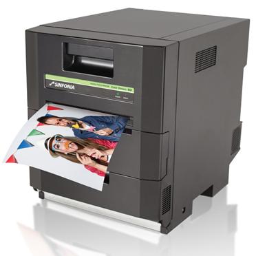 Sinfonia Color Stream S3 High Capacity Photo Printer CHC-2245-5