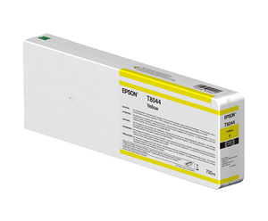 Epson UltraChrome HD Yellow T804400 Ink Cartridge - 700ml T804400