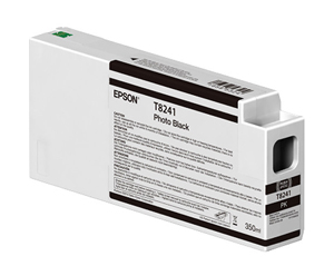 Epson UltraChrome HD Photo Black T824100 Ink Cartridge - 350ml T824100
