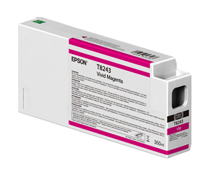 Epson UltraChrome HD Vivid Magenta T824300 Ink Cartridge - 350ml T824300