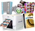 DNP RX1 Photo Printer, dslrBooth Pro Photobooth Software and Ten Photo Booth Templates Bundle RX1-dslrBooth