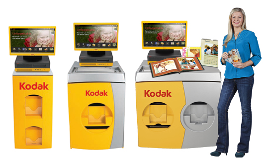 Kodak G4XL II Picture Kiosk Systems & Media / Accessories