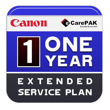 Canon 1-Year eCarePAK Extended Service Plan for PRO-6000 Printer 1708B501AA