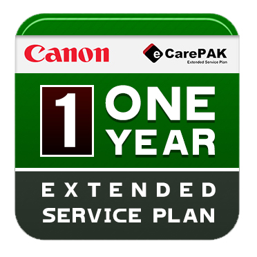 Canon 1-Year eCarePAK Extended Service Plan for PRO-4000 Printer 1708B471AA