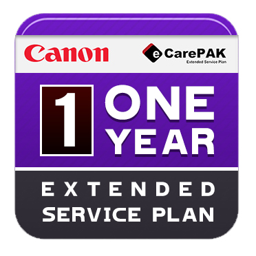 Canon 1-Year eCarePAK Extended Service Plan for PRO-4000S Printer 1708B473AA