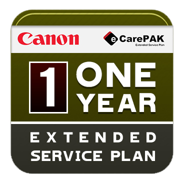 Canon 1-Year eCarePAK Extended Service Plan for PRO-6000S Printer 1708B475AA