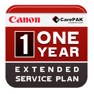 Canon 1-Year eCarePAK Extended Service Plan for PRO-2000 Printer 1708B469AA