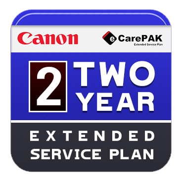 Canon 2-Year eCarePAK Extended Service Plan for PRO-6000 Printer 1708B502AA
