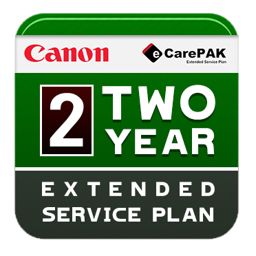 Canon 2-Year eCarePAK Extended Service Plan for PRO-4000 Printer 1708B472AA
