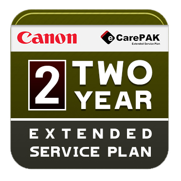 Canon 2-Year eCarePAK Extended Service Plan for PRO-6000S Printer 1708B476AA
