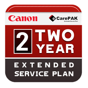 Canon 2-Year eCarePAK Extended Service Plan for PRO-2000 Printer 1708B470AA