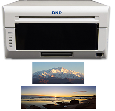 "DNP DS820A 8"" Dye-sublimation Photo Printer DS820A-SET"