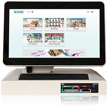 "Mars 12 11.6"" Multi-touch Photo Kiosk MARS12"