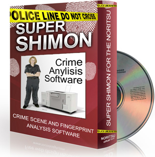 Super Shimon Software (for Noritsu M300 Printer only) Z81147801 (Z811478-01-)