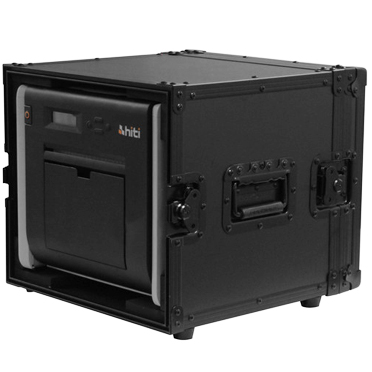 Black Label Hiti P525L Photo Booth Printer Case FZHIT520BL