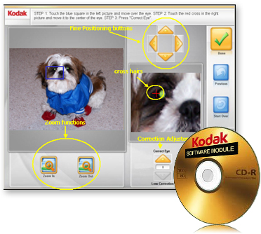 Kodak Pet Eye Retouch Module v1.0 192-5486 (1925486)