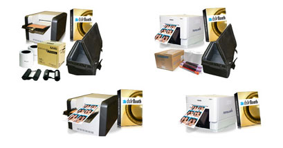 Photobooth Printer and dslrBooth software Bundles